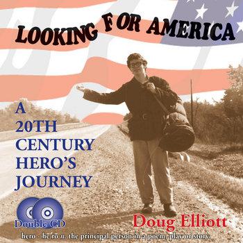 Album cover for Doug Elliott's Looking for America